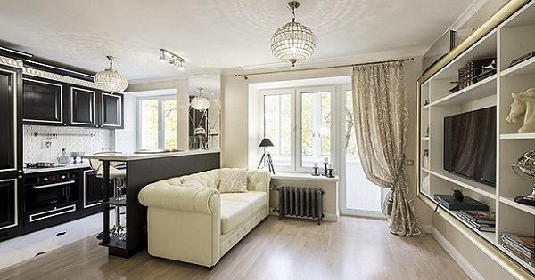 Как превратить малогабаритную квартиру в хоромы 1