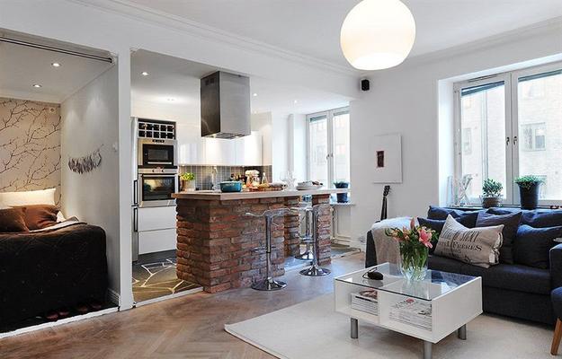 Как превратить малогабаритную квартиру в хоромы 4