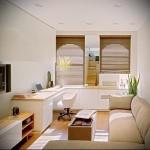 дизайн маленьких комнат в квартире - фото от 23012016 1