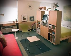 дизайн маленькой квартиры студии - фото от 23012016 4