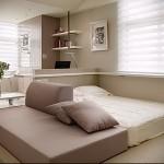 дизайн маленькой однокомнатной квартиры - фото от 23012016 1