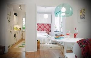 идеи дизайна маленькой квартиры - фото от 23012016 1