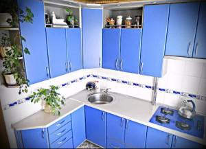 кухни для хрущевки угловые фото - 6 м - фото варианты 23012016 2