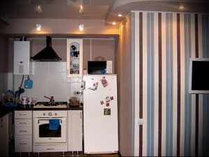 кухни хрущевки после ремонта фото - 6 м - фото варианты 23012016 1