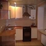 кухня хрущевка колонка фото - 6 м - фото варианты 23012016 2