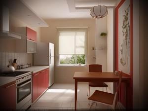 ремонт кухни в хрущевке фото - 6 м - фото варианты 23012016 3