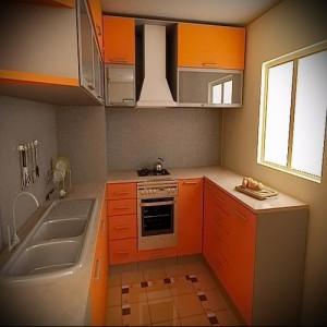 ремонт кухни в хрущевке фото - 6 м - фото варианты 23012016 5