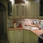 ремонт кухни в хрущевке фото - 6 м - фото варианты 23012016 6