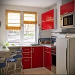 современная кухня в хрущевке фото - 6 м - фото варианты 23012016 1