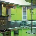 современная кухня в хрущевке фото - 6 м - фото варианты 23012016 4