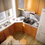 фото малогабаритной кухни хрущевка - 6 м - фото варианты 23012016 1