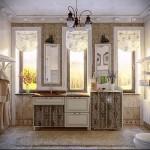 ванна в стиле прованс фото интерьер - пример от 27020216 1