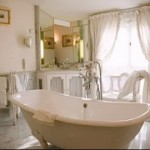 ванна в стиле прованс фото интерьер - пример от 27020216 8