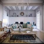 дачный интерьер в стиле прованс фото - пример от 27020216 5