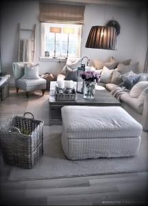 диваны в стиле прованс фото интерьер - пример от 27020216 1
