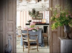 интерьеры в стиле прованс и кантри фото - пример от 27020216 5