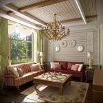 интерьеры в стиле прованс и кантри фото - пример от 27020216 7
