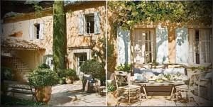 интерьер деревянного дома в стиле прованс фото - пример от 27020216 4