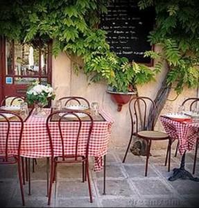 интерьер кафе в стиле прованс фото - пример от 27020216 5