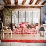 интерьер комнаты в стиле прованс фото - пример от 27020216 3