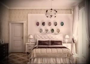интерьер спальни в стиле прованс фото - пример от 27020216 2