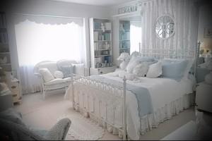 интерьер спальни в стиле прованс фото - пример от 27020216 3