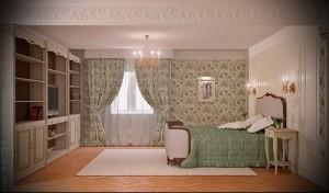 интерьер спальни в стиле прованс фото - пример от 27020216 4