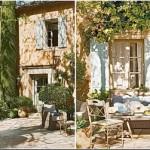 стиль прованс в интерьере дачного дома фото - пример от 27020216 2