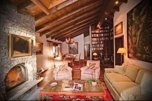 стиль прованс в интерьере дачного дома фото - пример от 27020216 4