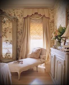 шторы в стиле прованс фото интерьер - пример от 27020216 1