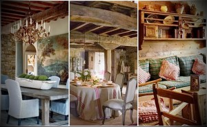 home interior in the style of Provence Photo 1