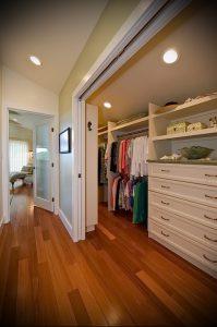 гардеробная в прихожей дизайн фото - интересный пример от 07052016 1