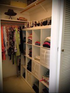 гардеробная в прихожей дизайн фото - интересный пример от 07052016 3