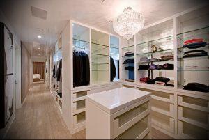гардеробная в прихожей дизайн фото - интересный пример от 07052016 4