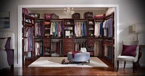 гардеробная в прихожей дизайн фото - интересный пример от 07052016 5