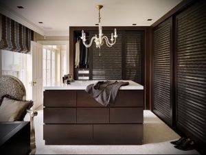 гардеробные комнаты дизайн проекты фото - интересный пример от 07052016 1