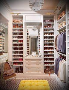 гардеробные комнаты дизайн проекты фото своими руками - интересный пример от 07052016 1