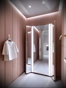 гардеробные комнаты дизайн проекты фото своими руками - интересный пример от 07052016 2