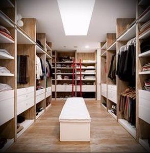 гардеробные комнаты дизайн проекты фото своими руками - интересный пример от 07052016 3