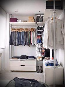 дизайн гардеробной маленькой - интересный пример от 07052016 3