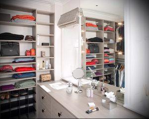 мини гардеробные комнаты дизайн проекты фото - интересный пример от 07052016 2