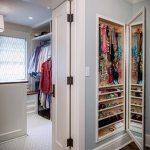 угловые гардеробные комнаты дизайн проекты фото - интересный пример от 07052016 1