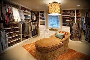Concevoir une chambre avec photo dressing - un exemple intéressant de 07052016 1