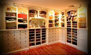 Design a bedroom with dressing room photo - an interesting example of 07052016 2