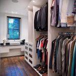 Design ein kleines Ankleidezimmer - ein interessantes Beispiel für 07052016 2