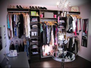 Entwerfen Sie ein Schlafzimmer mit Ankleideraum Foto - ein interessantes Beispiel für 07052016 2