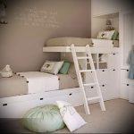 Интерьер детской комнаты для девочки - фото пример 004