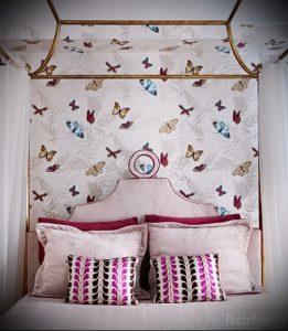 Интерьер детской комнаты для девочки - фото пример 007
