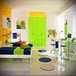 Интерьер детской комнаты для девочки - фото пример 017