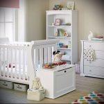 Интерьер детской комнаты для девочки - фото пример 021